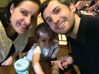 Sarah Moreton & family
