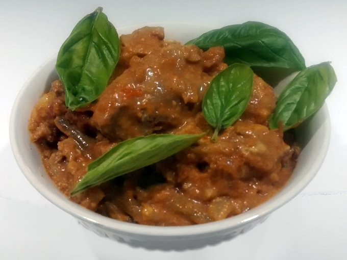 marked-down-meat curry