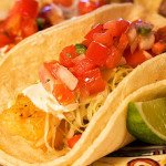 Marinated fish tacos make a super quick and easy dinner!