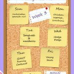 The Heathen Homemaker's Weekly Meal Plan - Week 3