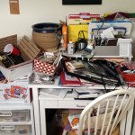 It's the Home Office Desk Declutter Challenge - And I need YOUR help!
