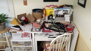 Home Office Desk Declutter – And I need YOUR help!