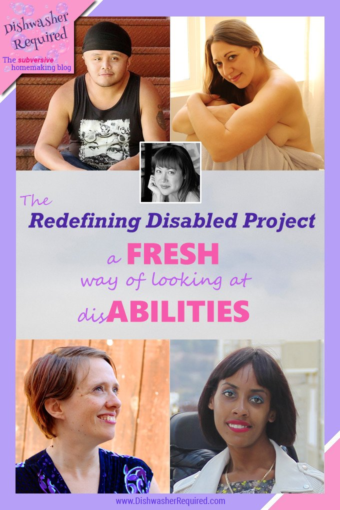 Redefining Disabled - A Fresh way of Looking at disAbilities